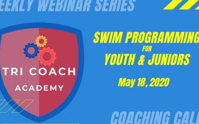 Swim Programming for Youth & Juniors
