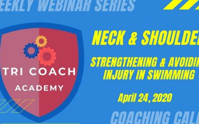 Neck & Shoulder Anatomy in Swimming